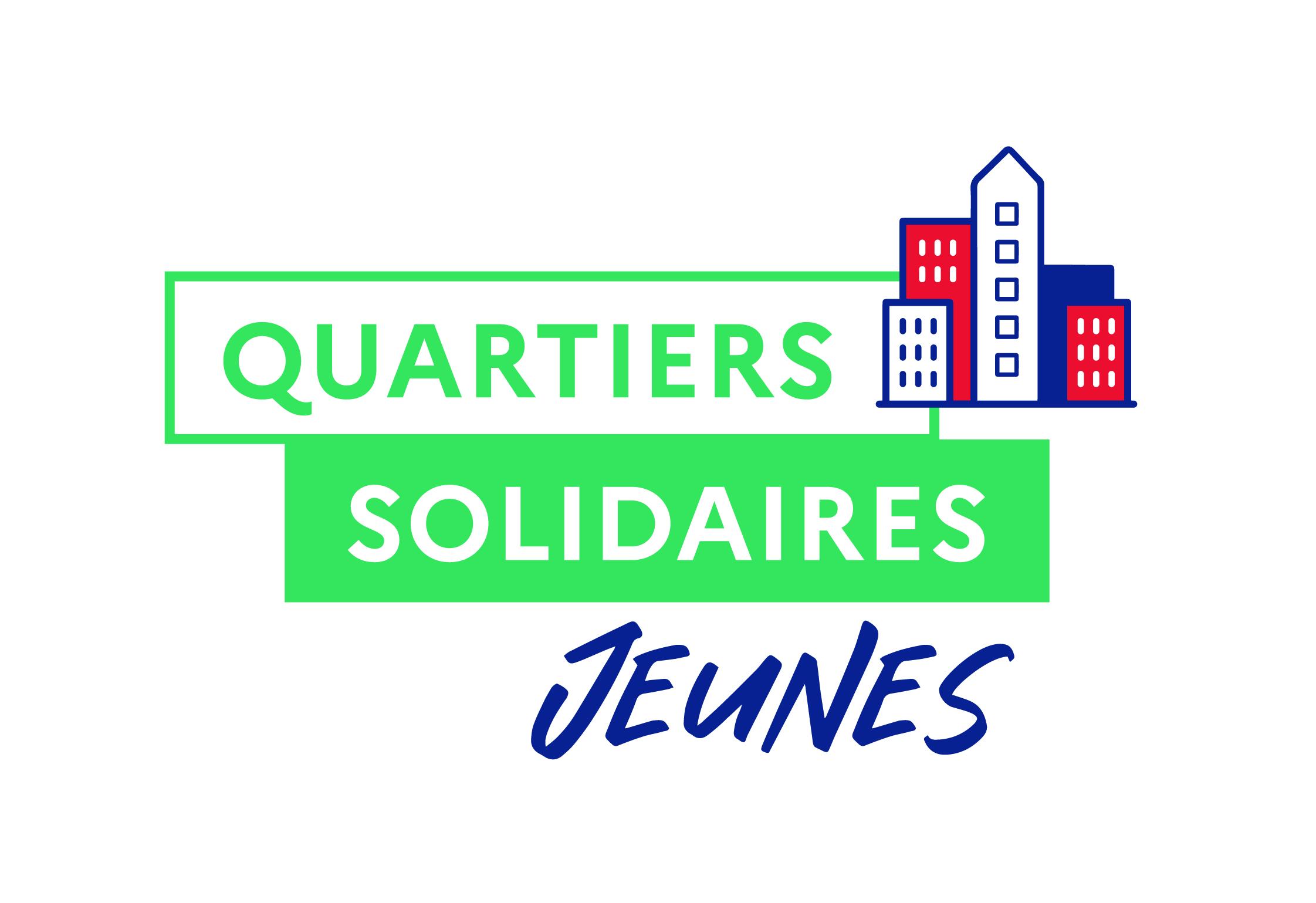 Quartier solidaires jeuness